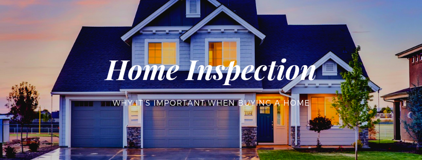 Home Inspection why it's important when buying a home